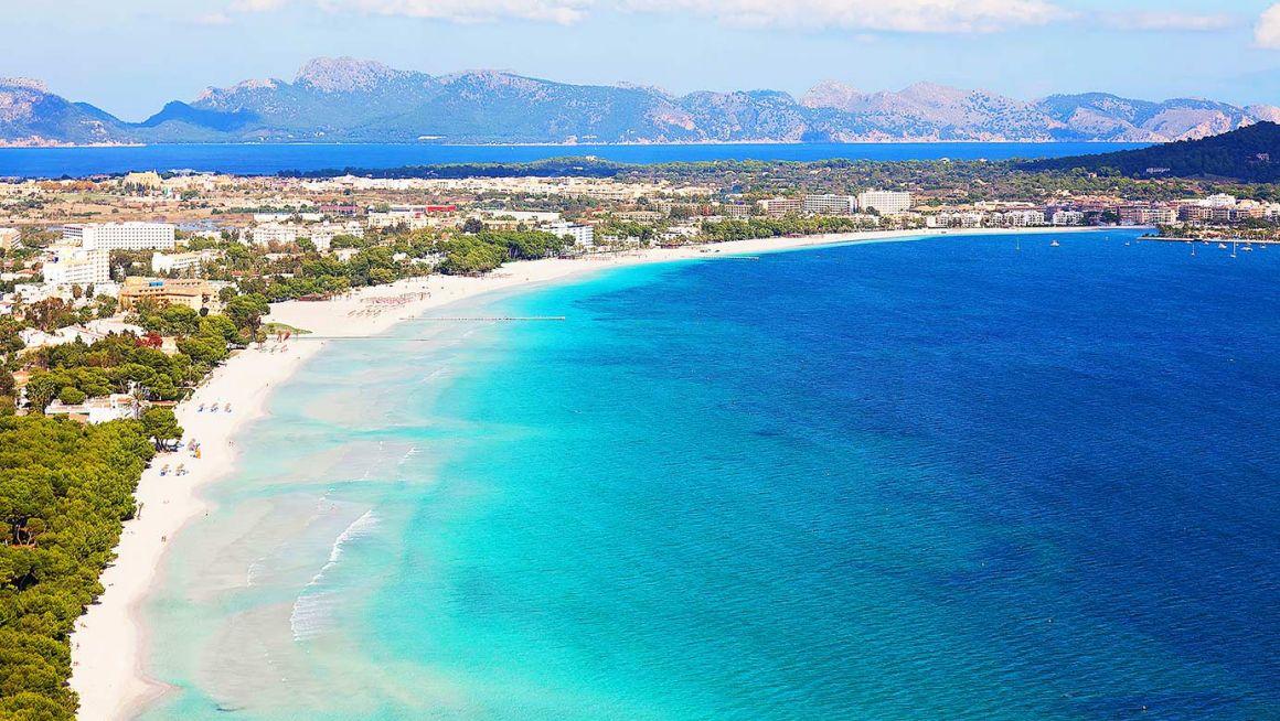 Bucht von Alcudia